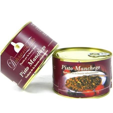 PISTO MANCHEGO CASA ELADIO