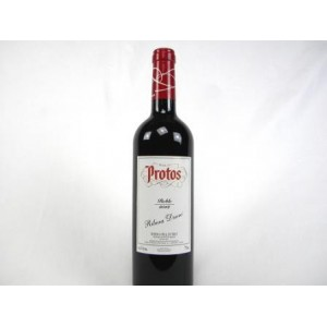 Vino protos roble 2010