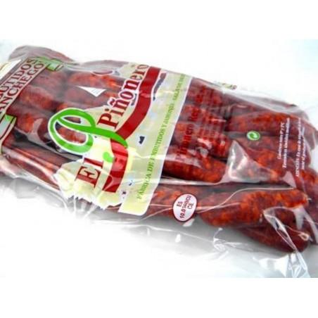 Chorizos orza piñonero